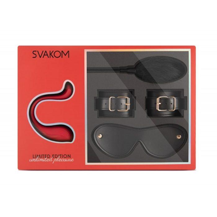 Подаръчен комплект за интимни експерименти – Limited Kit Box