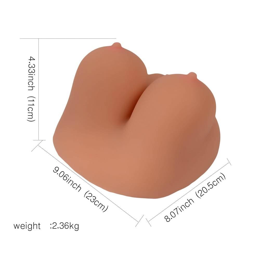 Ali Sexy Breast