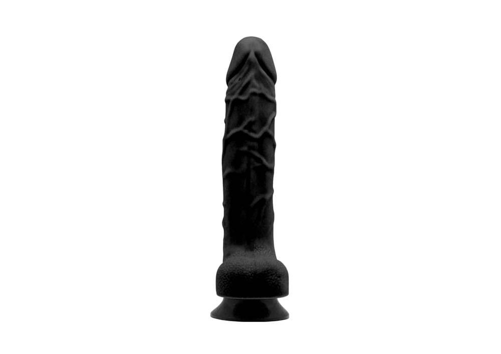 Charmly Realistic Dildo Black