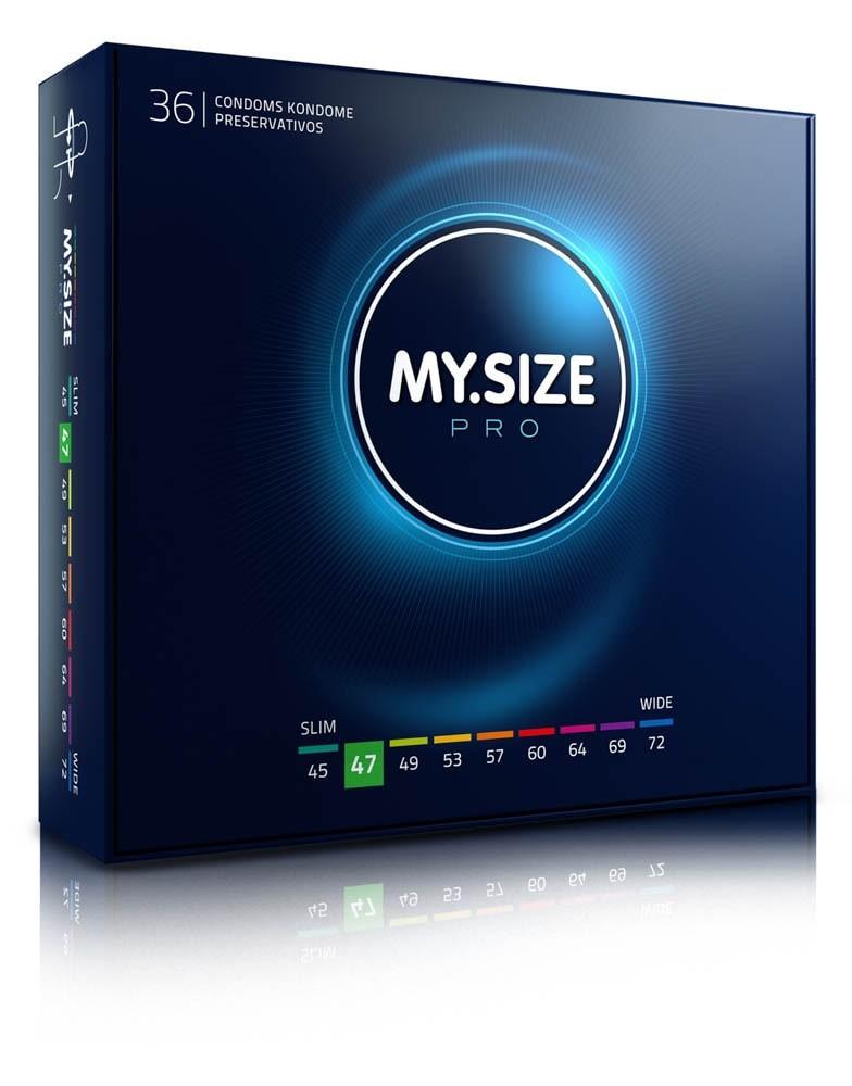 MY SIZE PRO Condoms 47 mm (36 pieces)