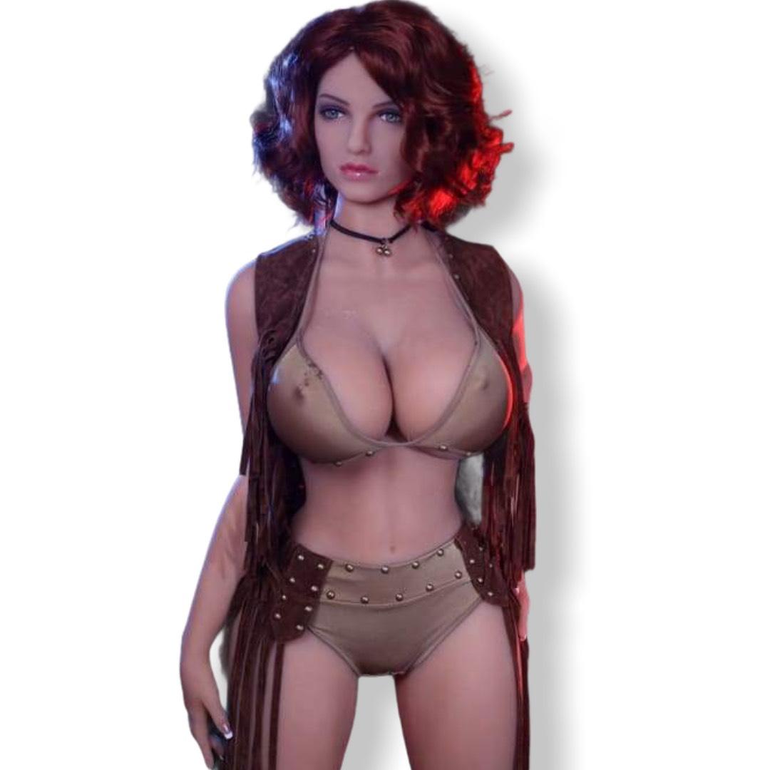 Реалистична любовна кукла, Зоуи – Zoey Love Doll 163cm.