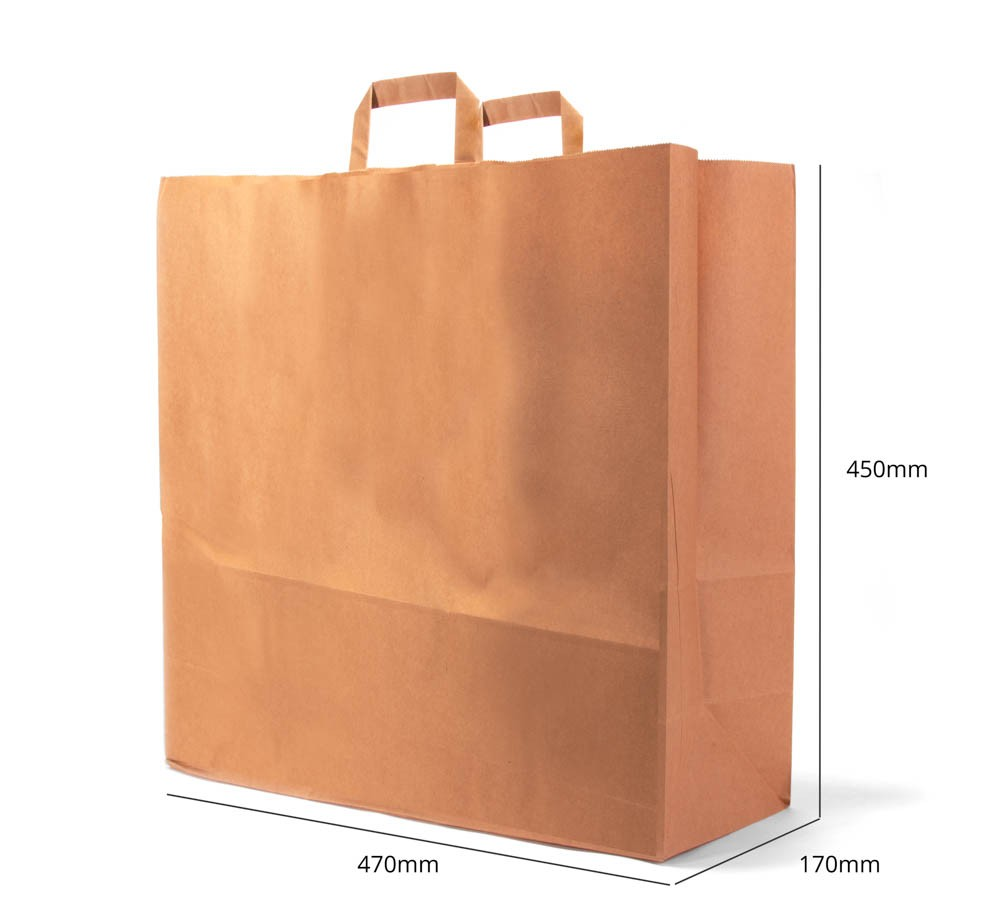 Paper Bag - 450x480x170 mm